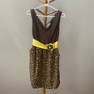 Anthropologie dress with pockets (never worn)